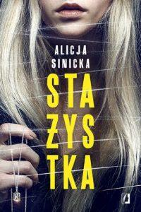 okładka książki Stażystka Alicji Sinickiej