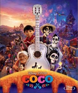 Coco - plakat filmu